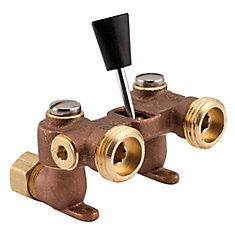 Duo-Cloz Water Shutoff Valve for Washing Machines 1/2 Inch
