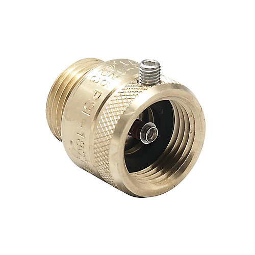 Raccord de tuyau avec casse-vide atmosphérique série 8, de 3/4 po