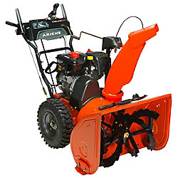 Ariens Deluxe 24-Inch, 2-Stage, 120V Electric Start, 254cc Ariens AX Engine