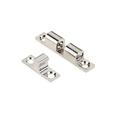 Heavy-Duty Double Ball Latch