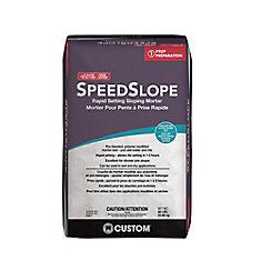 SpeedSlope 50 lb. Rapid Setting Sloping Mortar