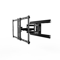 Kanto PMX680 Pro Series Full Motion Mount for 39-inch to 80-inch TVs