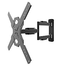 PS300 Full Motion Mount for 26-inch to 60-inch TVs, Black