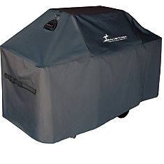 Premium Innerflow Series Ventilated BBQ Grill Cover - 62 Inch