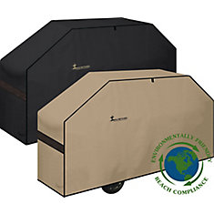 Environmentally Friendly Series Reversible BBQ Grill Cover - 68 Inch
