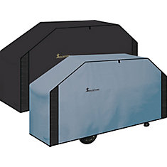 Ventilated , Reversible BBQ Grill Coverr - 74 Inch