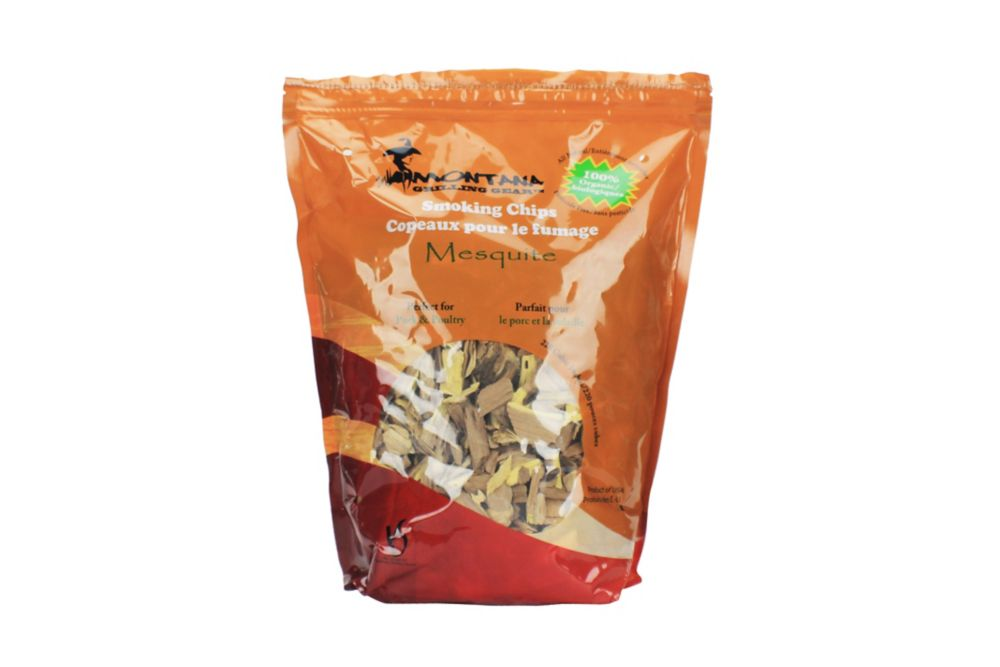 Mesquite Smoking Wood Chips