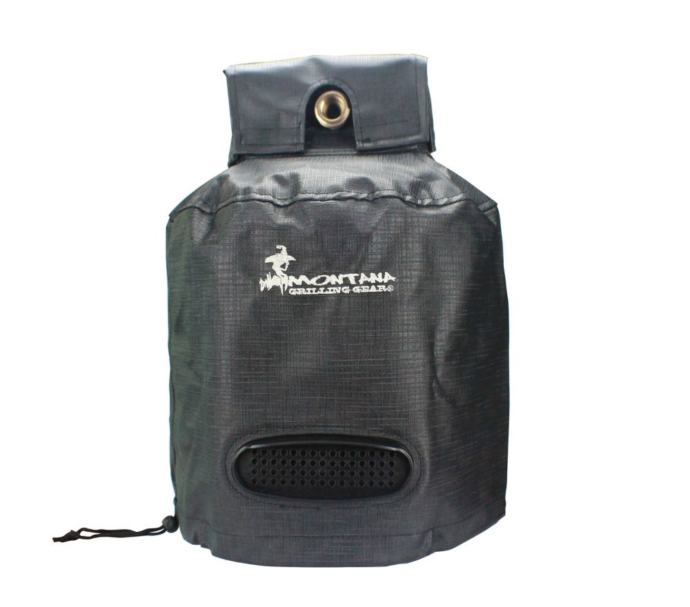 Montana Grilling Gear Ventilated Tank Cover - 30Ib