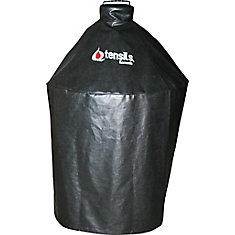 Innerflow Series Ventilated Kamado Grill Cover - 34 Inch