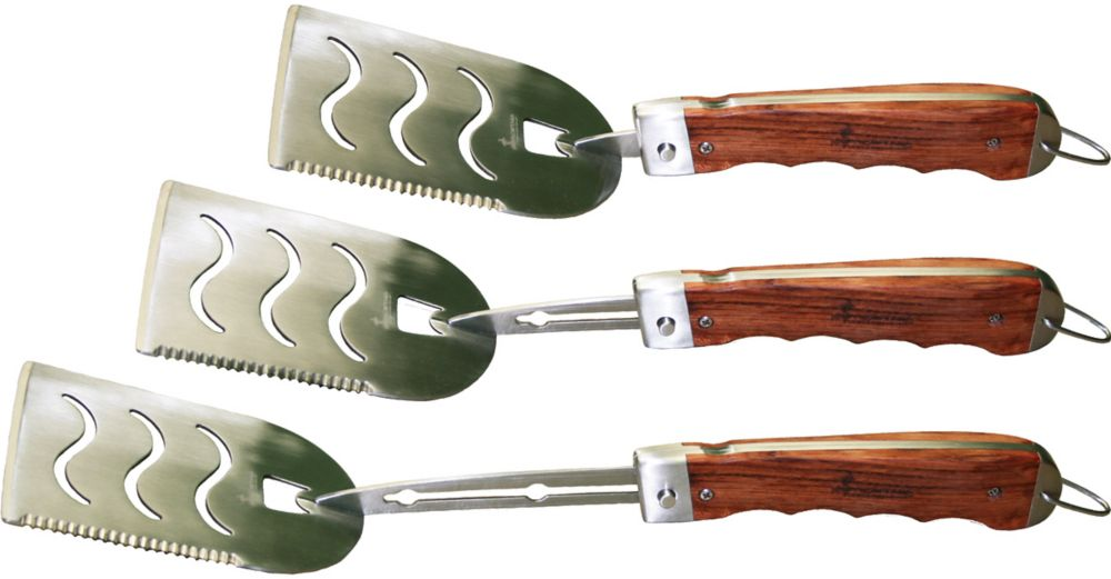 Montana Grilling Gear Ratractable Spatuala