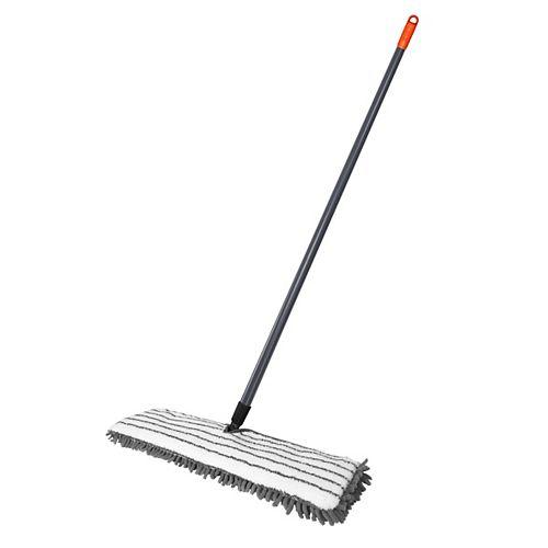 HDX 22 inch Giant Microfiber Flip Mop
