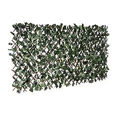 36 Inch x 72 Inch Expandable Ivy Leaf Trellis