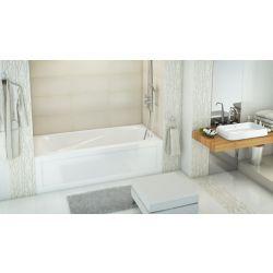 Mirolin White Phoenix 2 Skirted Bath Right Hand