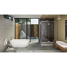 Demi 2-Piece Free Standing Bathtub