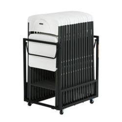 Lifetime Essential Chair & Cart Combo