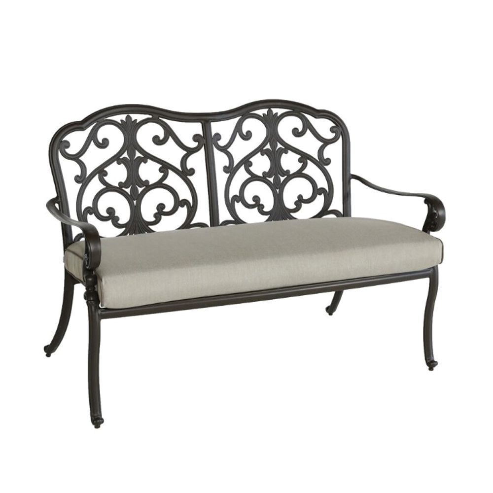 Magnolia Home Furniture Park Bench: The Home Depot Canada