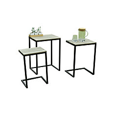 Multi Step Finish Nesting Tables