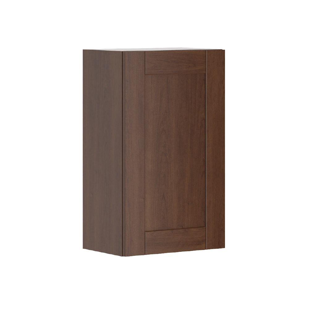 Eurostyle Lyon - Assembled 18 inch x30 inch Wall cabinet ...