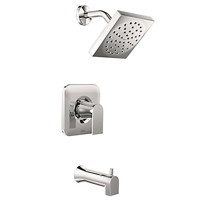 bathroom soft cadet chrome standard bath colony shower bathshower polished hardware three faucets handle american