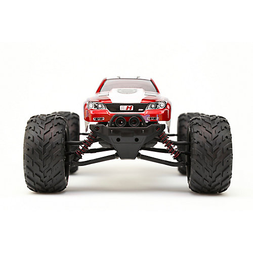 Radio Controlled Crusher MT Monster Truck in Red