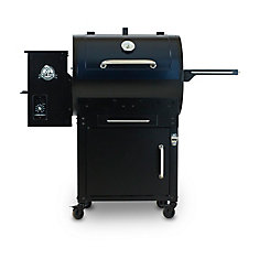 PB700SC Pellet Grill with Flame Broiler