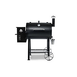 Pit Boss PB820FB Wood Pellet BBQ with Flame Broiler