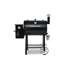 PB820FB Pellet Grill w/ Flame Broiler