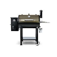 PB820D Pellet Grill w/ Flame Broiler