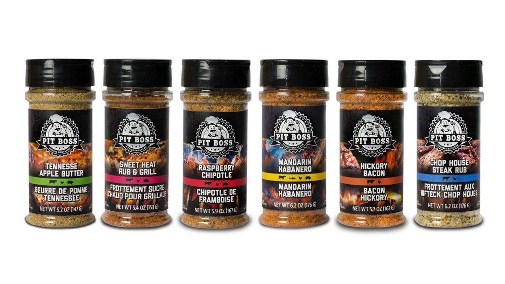 Pit Boss Spice Sample Pack
