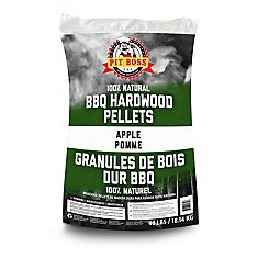 Apple Pellets - 40lb Bag