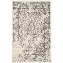 Safavieh Carpette d'intérieur, 2 pi 6 po x 4 pi, style traditionnel, rectangulaire, os Adirondack