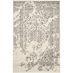 Safavieh Adirondack Alexa Ivory / Silver 5 ft. 1 inch x 7 ft. 6 inch Indoor Area Rug
