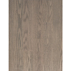 Generations Home Engineered Sand Grey Red Oak¾-inch x 3 ¼-inch Engineered Flooring, Random Lengths up to 45-inch