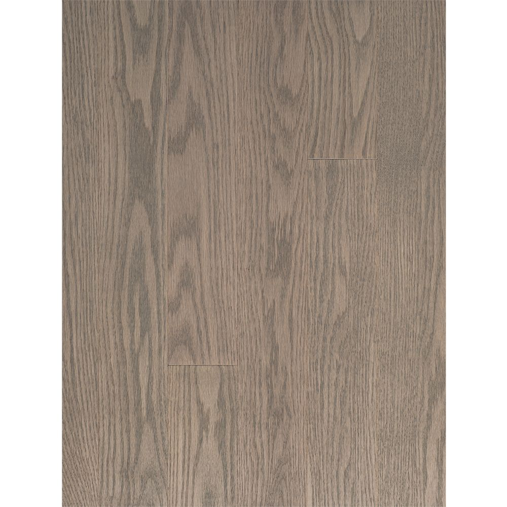 Sand Grey Red Oak¾-inch x 3 ¼-inch Engineered Flooring, Random Lengths up to 45-inch