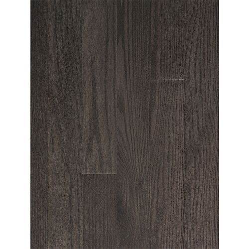 Generations Home Engineered Harbour Grey Red Oak¾-inch x 3 ¼-inch Engineered Flooring, Random Lengths up to 45-inch