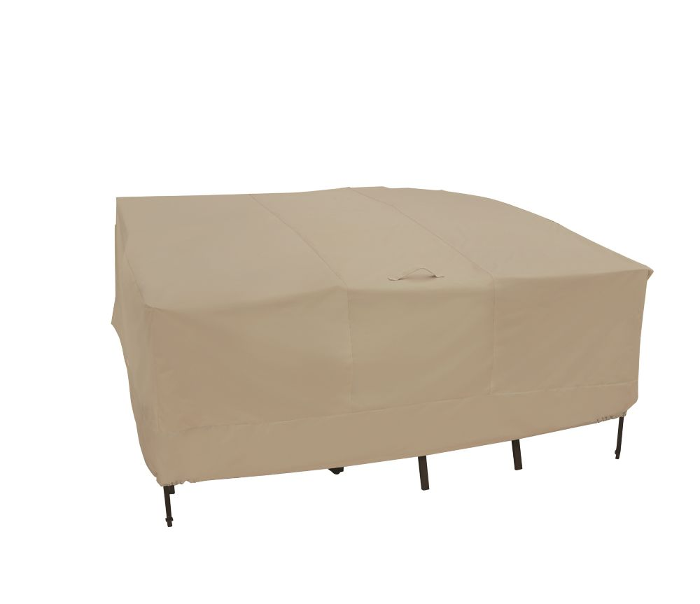 Hampton Bay Outdoor Patio Table and Chair Cover