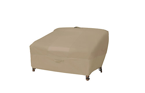 loveseat brown products grande patio betel garden bench canada