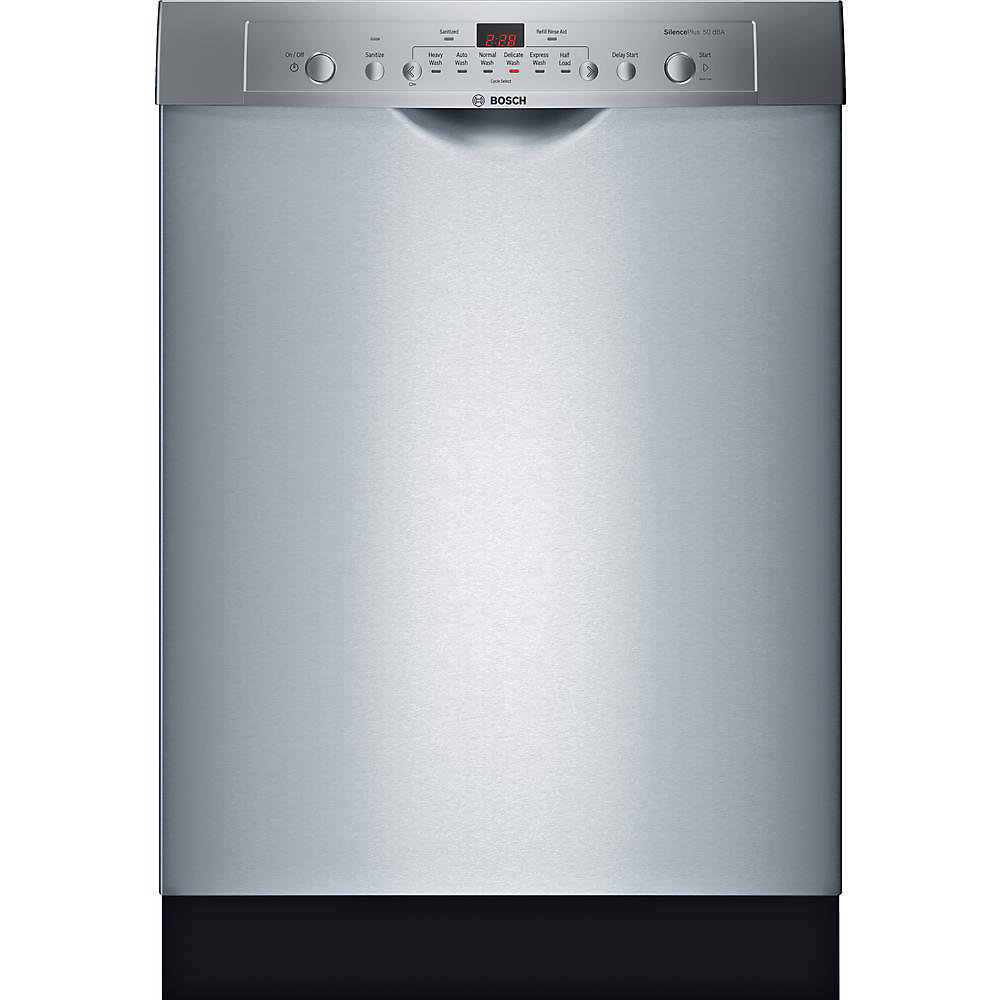 100 Series - 24 inch Dishwasher w/ Recessed Handle - 50 dBA - Ascenta - ENERGY STAR®