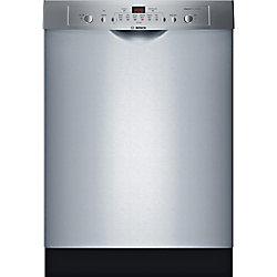 Lave-vaisselle encastrable à cuve haute et poignée encastrée Ascenta, 50 dBA, 24 po - ENERGY STAR®