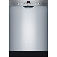 100 Series - 24 inch Dishwasher w/ Recessed Handle - 50 dBA - Ascenta -  ENERGY STAR®