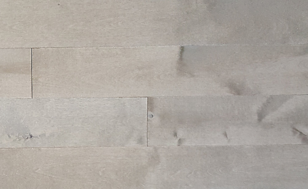 CDN Birch Muskoka Pebble ¾-inch T x 3¼-inch W x Varying Length Solid Hardwood(20 sq.ft./case)