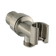 Shower Arm Mount, Brushed Nickel