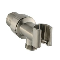 Delta Shower Arm Mount, Brushed Nickel