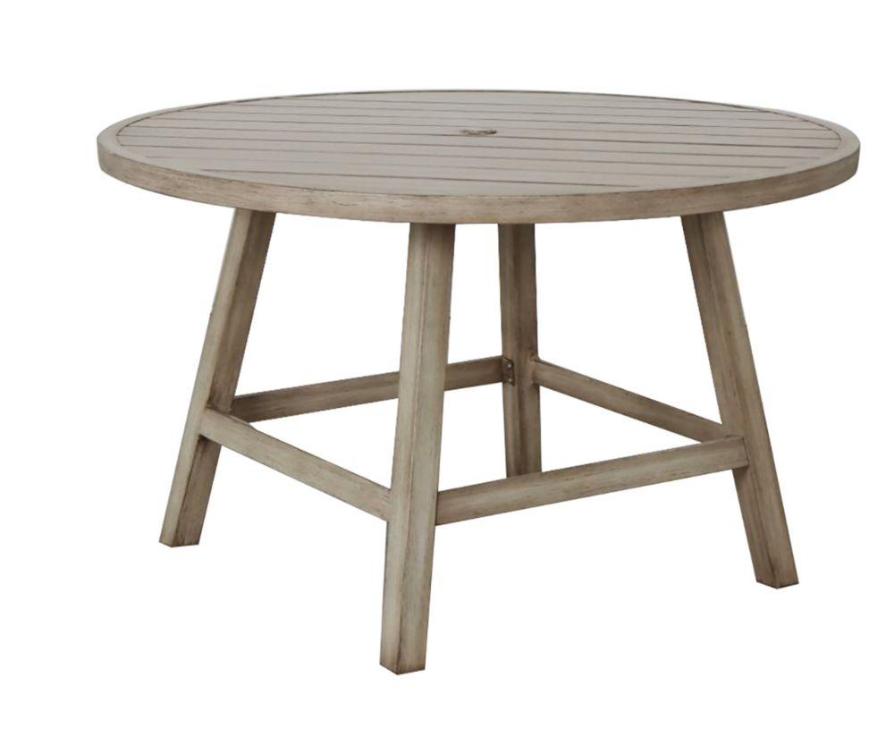 outdoor round dining table. Preston Village Round Dining Table Outdoor M