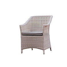 HDC Preston Village Dining Woven Chair 2 Pack