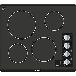 500 Series - 24 inch Electric Cooktop - Frameless Design
