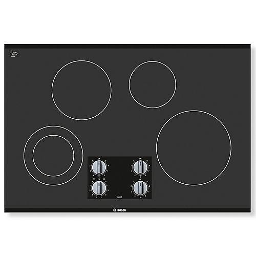 500 Series - 30 inch Electric Cooktop - Frameless Design