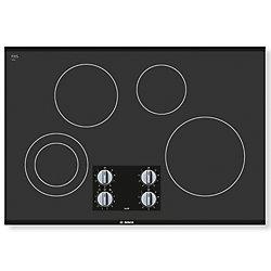Série 500  Table de cuisson électrique de 30 po  Sans cadre