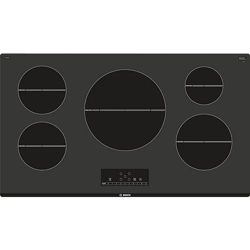 Bosch 500 Series, 36 inch Induction Cooktop