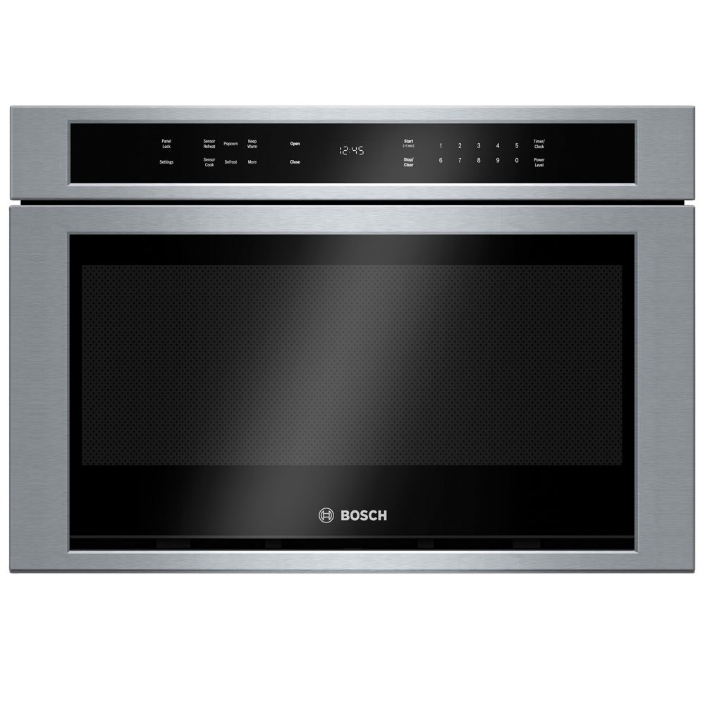 Built In Microwave Black
